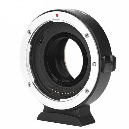 Viltrox EF-FX1 adapter bagnetowy Canon EF - Fujifilm X - Autofocus
