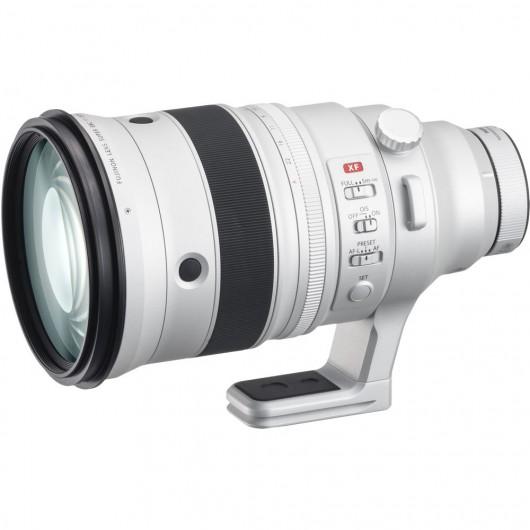 Obiektyw FUJIFILM FUJINON XF 200mm F/2.0 R LM OIS WR + telekonwerter XF1.4X TC F2 WR