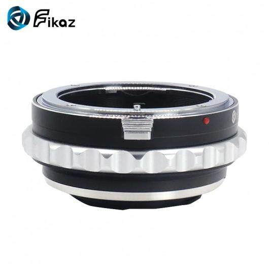 Adapter bagnetowy FIKAZ NIKON F-FUJIFILM X