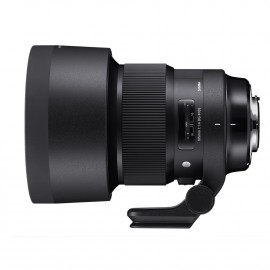 "Obiektyw SIGMA 105/1.4 A DG HSM SONY-E + Filtr UV NiSi + Tenba Tools Wrap 16"" Black - GRATIS"