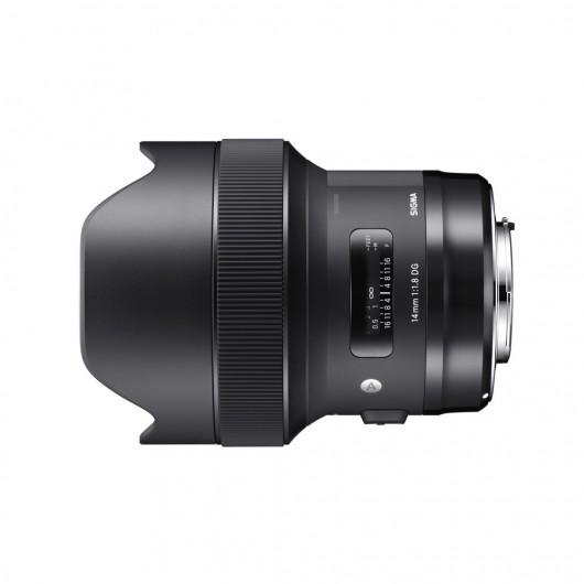 Sigma obiektyw A 14/1.8 DG HSM Sony-E