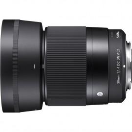 obiektyw Sigma C 30/1.4 DC DN Sony-E (SE) + filtr UV