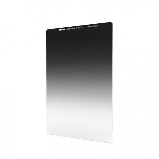 Filtr Połówkowy NiSi nano IR GND Soft 150x170mm