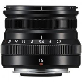 Obiektyw FUJIFILM FUJINON XF 16mm F2.8 R WR CZARNY GWARANCJA 3 LATA!