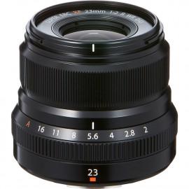 Obiektyw FUJIFILM FUJINON XF 23mm F2.0 R WR czarny GWARANCJA 3 LATA!