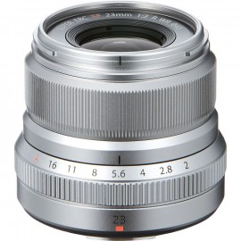 Obiektyw FUJIFILM FUJINON XF 23mm F2.0 R WR srebrny CZASHBACK 215ZŁ GWARANCJA 3 LATA!