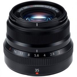 Obiektyw FUJIFILM FUJINON XF 35mm F2.0 R WR Czarny CASHBACK 215ZŁ GWARANCJA 3 LATA!