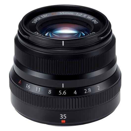 Obiektyw FUJIFILM FUJINON XF 35mm F2.0 R WR Czarny GWARANCJA 3 LATA!