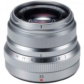 Obiektyw FUJIFILM FUJINON XF 35mm F2.0 R WR Srebrny CASHBACK 215ZŁ GWARANCJA 3 LATA!