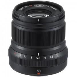 Obiektyw FUJIFILM FUJINON XF 50mm F2.0 R WR CZARNY GWARANCJA 3 LATA!