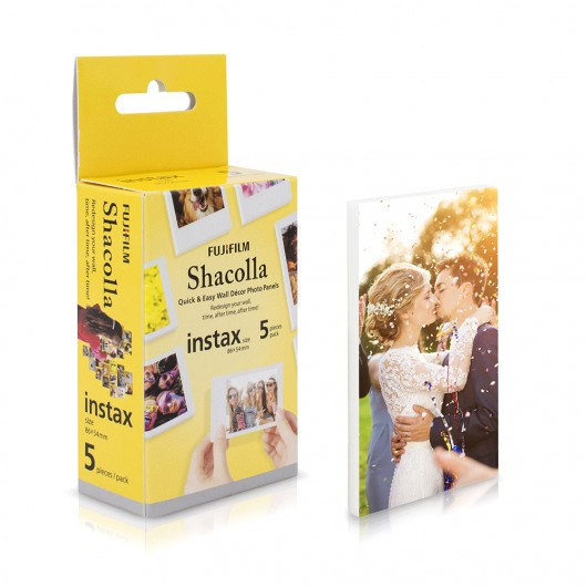 Shacolla Fujifilm INSTAX Mini 86x54mm