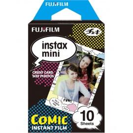 Wkład Fujifilm Instax Mini COMIC 10/PK na 10 zdjęć