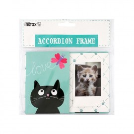 Ramka / Harmonijka na 10 zdjęć Fujifilm Instax Mini Accordion Frame - CAT