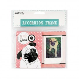 Ramka / Harmonijka na 10 zdjęć Fujifilm Instax Mini Accordion Frame - DOG