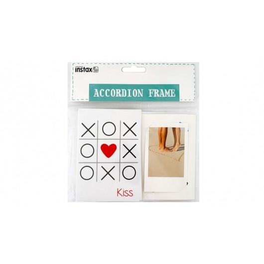 Ramka / Harmonijka na 10 zdjęć Fujifilm Instax Mini Accordion Frame - LOVE