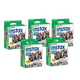 Wkłady Fujifilm Instax Wide 5x (2x10/PK) na 100 zdjęć
