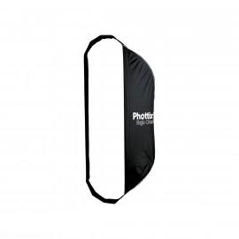 Softbox PHOTTIX Raja Oval 50x120cm Bowens