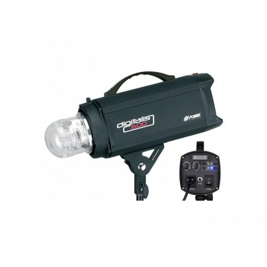 LAMPA DIGITALIS 600 RF + ODBIORNIK RF 2,4GHz