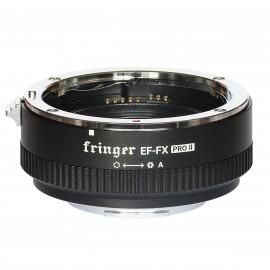 Adapter bagnetowy FRINGER EF-FX Pro II z autofocusem (Canon EF-Fujifilm X)