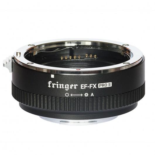 Adapter bagnetowy FRINGER CANON EF - FUJIFILM X Pro II z autofocusem