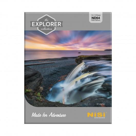 Filtr NiSi nano IR ND EXPLORER 100x100mm