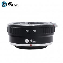 Adapter bagnetowy FIKAZ PENTAX K - FUJIFILM X