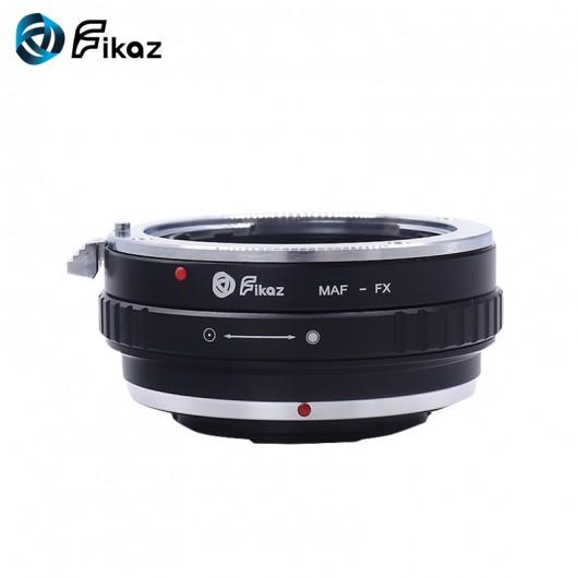 Adapter bagnetowy FIKAZ SONY A/MINOLTA - FUJIFILM X