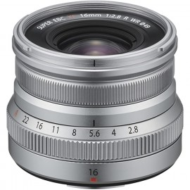 Obiektyw FUJIFILM FUJINON XF 16mm F2.8 R WR SREBRNY RABAT 300ZŁ GWARANCJA 3 LATA!