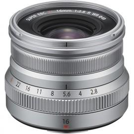 Obiektyw FUJIFILM FUJINON XF 16mm F2.8 R WR SREBRNY GWARANCJA 3 LATA!