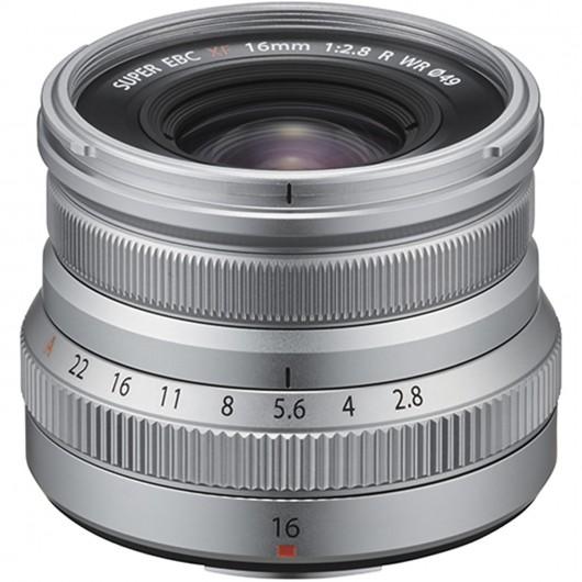 Obiektyw FUJIFILM FUJINON XF 16mm F2.8 R WR SREBRNY RABAT 430ZŁ GWARANCJA 3 LATA!