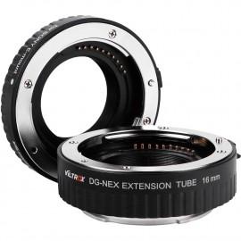 Pierścienie makro Viltrox DG-NEX 10mm 16mm SONY E