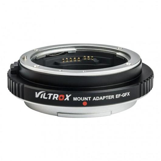 Viltrox EF-GFX adapter bagnetowy Canon EF - Fujifilm GFX - Autofocus