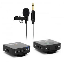 Bezprzewodowy system mikrofonowy RODE WIRELESS GO + mikrofon lavalier GO