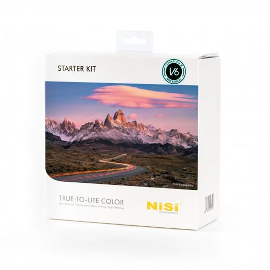 Zestaw NiSi 100 STARTER kit GENERACJA III - zestaw początkujący