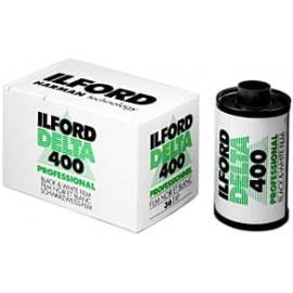 Film czarno-biały ILFORD DELTA 400/135/36