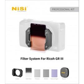 Zestaw filtrowy NiSi PROFESSIONAL kit Prosories do RICOH GR3 (GR III)