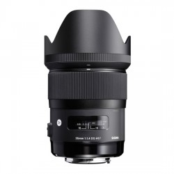 Obiektyw SIGMA 35mm f/1.4 DG HSM ART Canon + Filtr UV NiSi - GRATIS