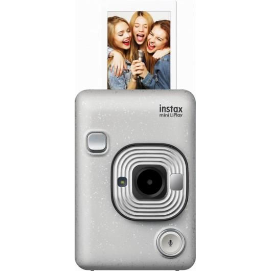 Aparat Fujifilm Instax Mini LiPlay STONE WHITE - BIAŁY