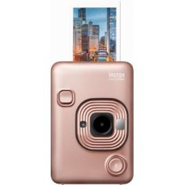 Aparat Fujifilm Instax Mini LiPlay BLUSH GOLD - PUDROWY RÓŻ