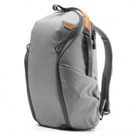 Plecak Peak Design Everyday Backpack 15L Zip v2 Ash – Popielaty – EDLv2