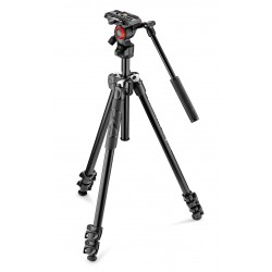 Statyw z głowicą video befree Manfrotto MK290LTA3-V