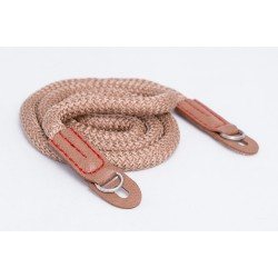 Pasek do aparatu C&S Strap Coffee LONG (kawowy)
