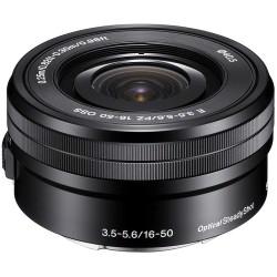 Obiektyw SONY E PZ 16–50 mm F3,5–5,6 OSS