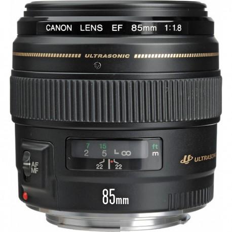 Obiektyw Canon EF 85mm f/1.8 USM