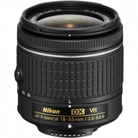 Obiektyw Nikon AF-P DX 18-55mm F/3.5-5.6G VR