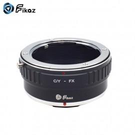 Adapter bagnetowy FIKAZ CONTAX/YASHICA - FUJIFILM X