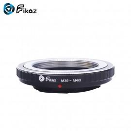 Adapter bagnetowy FIKAZ M39 - MICRO 4/3