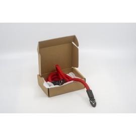 Pasek sznurkowy do aparatu ARS SERIES RED - czerwony