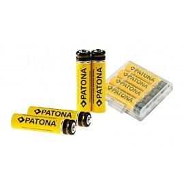 Patona akumulatory AAA 4 sztuki w pudełku