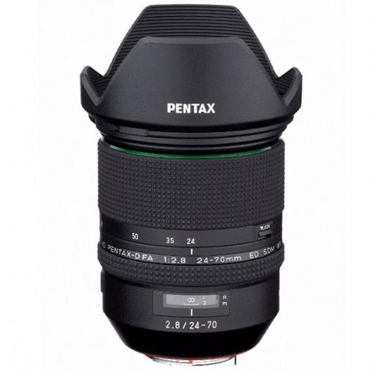 Obiektyw PENTAX FA 24-70mm f/2.8 ED SDM WR